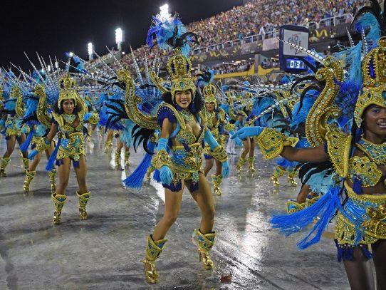 Río suspende desfiles del Carnaval de 2021 debido a la pandemia