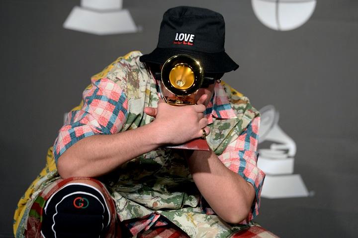 Comienza la revancha del reggaetón en los Grammy Latino con J Balvin y Bad Bunny a la cabeza