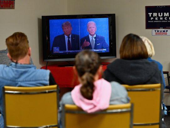 Biden y Trump, ¿de qué hablan cuando hablan del 'alma' de Estados Unidos?