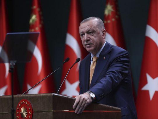 Documento de la UE advierte sobre retrocesos de Turquia en estado de derecho