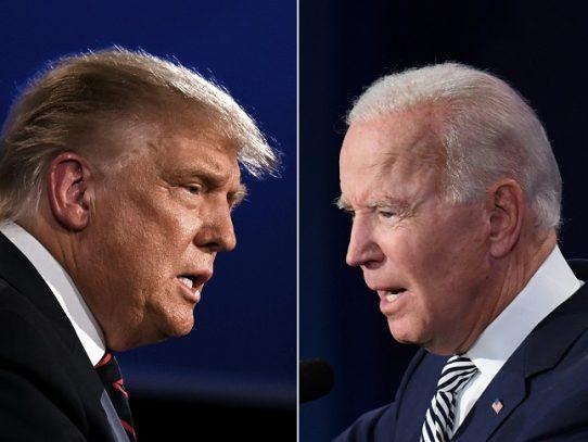 Los republicanos luchan por mantener el Senado mientras Trump va rezagado