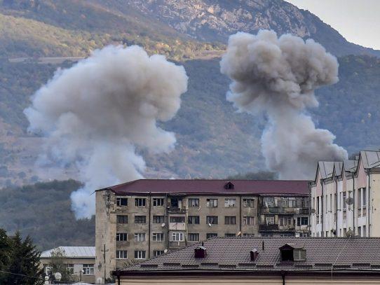 UE lamenta violación de la tregua de Nagorno Karabaj