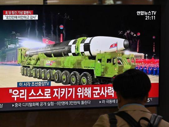 Nuevo misil de Corea del Norte es una amenaza para EE.UU., según expertos