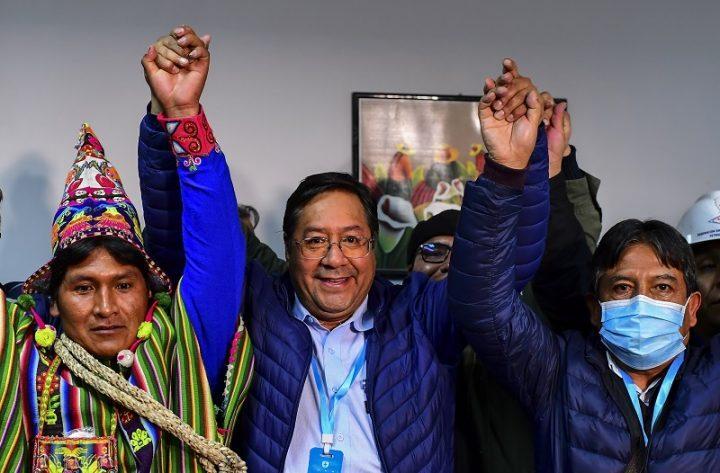 Cómo Bolivia superó una crisis y realizó una elección limpia