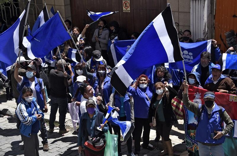 Triunfo de Arce devuelve alegría a simpatizantes de Evo Morales en Bolivia