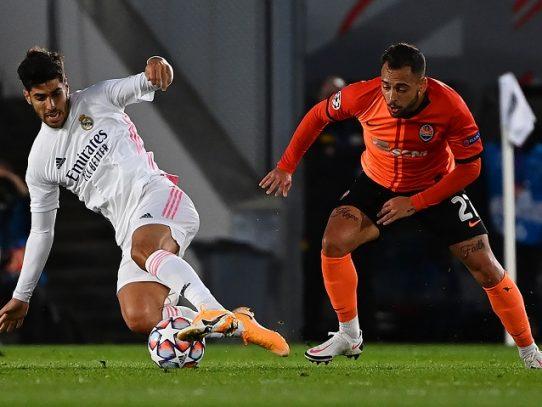 Real Madrid cae ante Shakhtar y dispara las alarmas antes del 'Clásico'