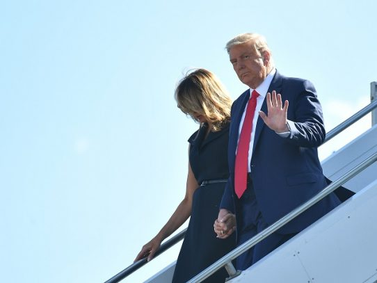 Debido a las tácticas electorales de Trump, Estados Unidos ha caído en mala compañía