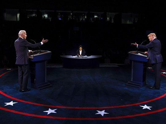 Factcheck: el último debate antes de las elecciones de EE.UU.
