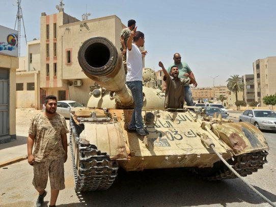 La UE pide rápida implementación del alto el fuego en Libia