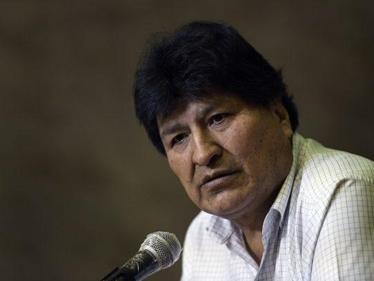 Justicia boliviana anula orden de detención contra expresidente Evo Morales