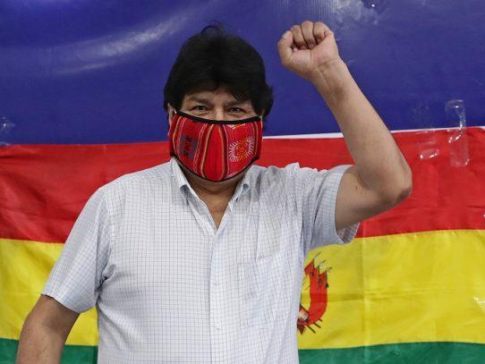 Evo Morales dice que su regreso a Bolivia podría ser el 9 de noviembre