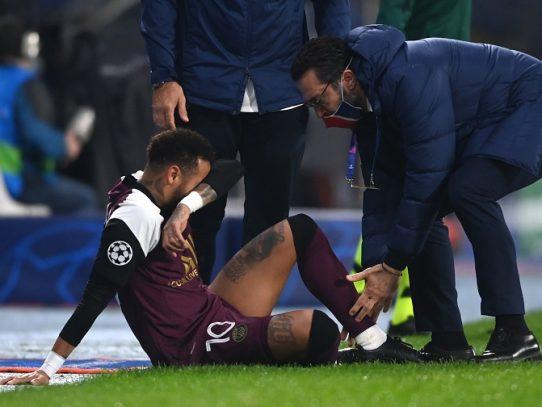El París SG pierde el liderato... ¿y a Neymar?