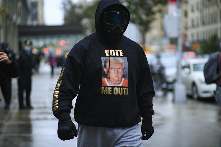 En sus propias palabras: votantes estadounidenses explican cómo ven la elección