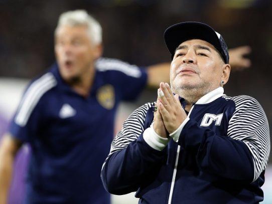 Declara ante fiscalía argentina primer sospechoso en muerte de Maradona
