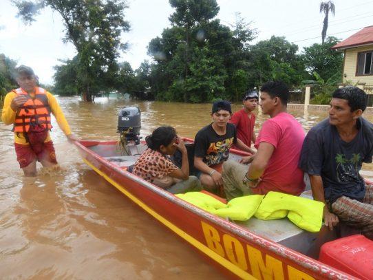 Honduras anuncia desalojos forzados ante cercanía de nuevo ciclón