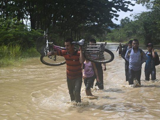 Guatemala prorroga estado de calamidad por daños de ciclón Eta