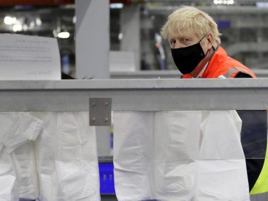 Boris Johnson presenta sus planes para el desconfinamiento