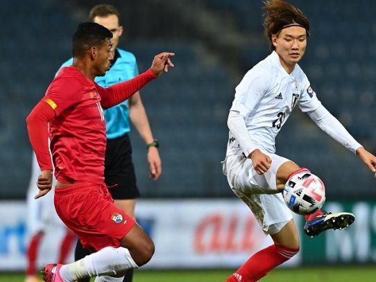 Japón derrota 1-0 a Panamá en partido amistoso disputado en Austria