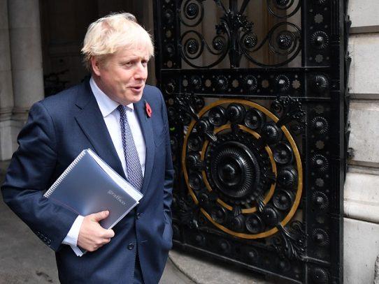 Johnson confirma que el confinamiento en Inglaterra se terminará el 2 de diciembre