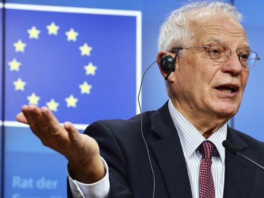 UE pide retirada de combatientes extranjeros de la región de Nagorno Karabaj
