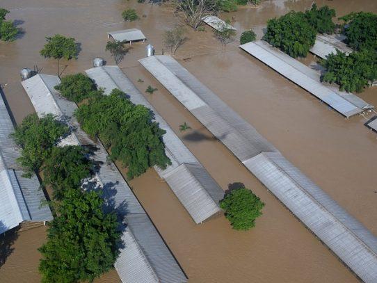 Centroamérica hace balance de daños tras destructor paso de ciclón Iota