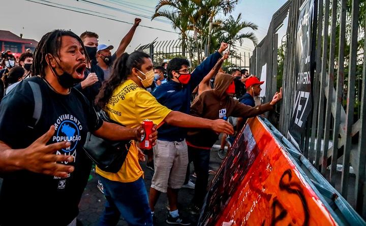 Nuevas manifestaciones contra el racismo en Brasil