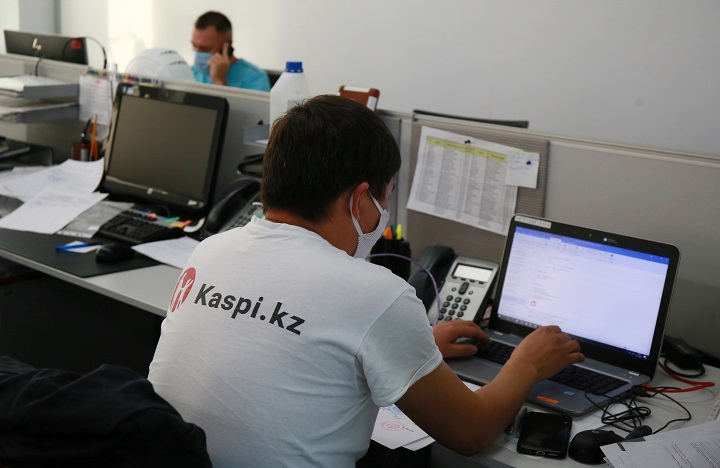 Kaspi, la 'fintech' kazaja que bate récords y conjura la pandemia