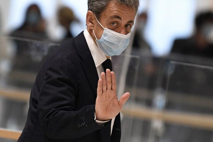 Arranca el juicio por corrupción contra expresidente francés Nicolas Sarkozy
