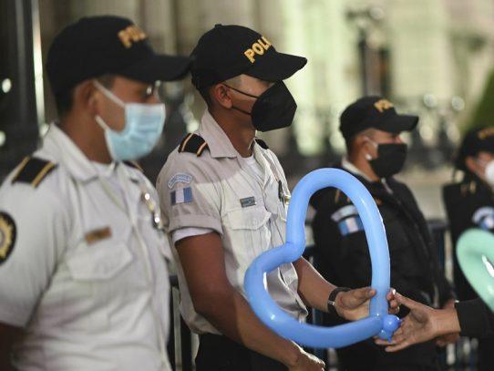 Guatemala busca desactivar banda narcotraficante integrada por policías