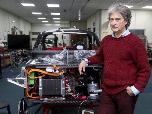 """Fabricante de coches de hidrógeno apuesta por la """"revolución verde"""" británica"""