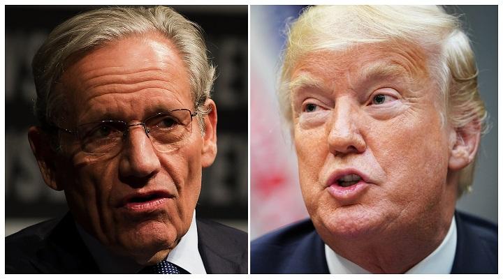 Trump lanza furiosa defensa contra explosivo libro de Woodward