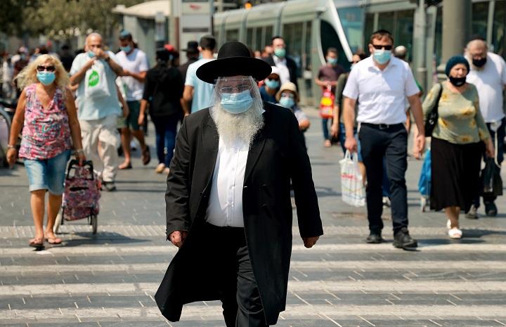 Israel anuncia reconfinamiento nacional por tres semanas debido al coronavirus