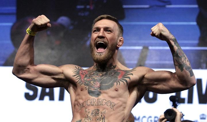 La estrella de MMA Conor McGregor pasa casi dos días detenido en Córcega
