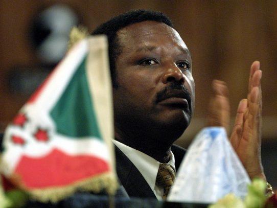 Expresidente de Burundi, condenado a cadena perpetua por asesinato de su sucesor