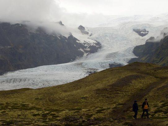 Parque Nacional Vatnajökull de Islandia declarado Patrimonio de la Humanidad