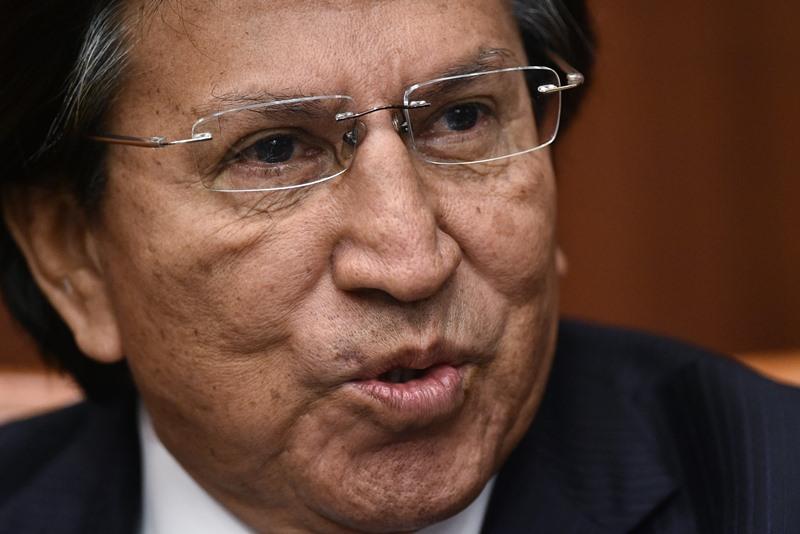 Expresidente de Perú Alejandro Toledo arrestado en Estados Unidos