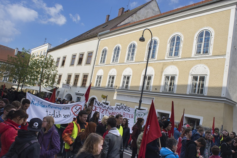 La casa natal de Adolf Hitler en Austria será una comisaría