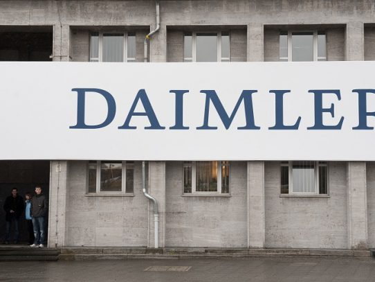 Daimler y Volvo se alían para fabricar pilas de hidrógeno