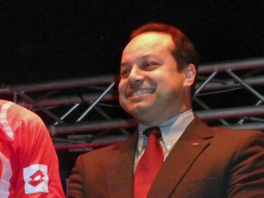 FIFA inhabilita de por vida a exdirectivo de Fepafut Ariel Alvarado