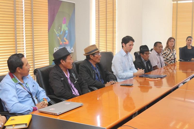 ATP y Caciques del Congreso General Guna firman convenio para promover Guna Yala