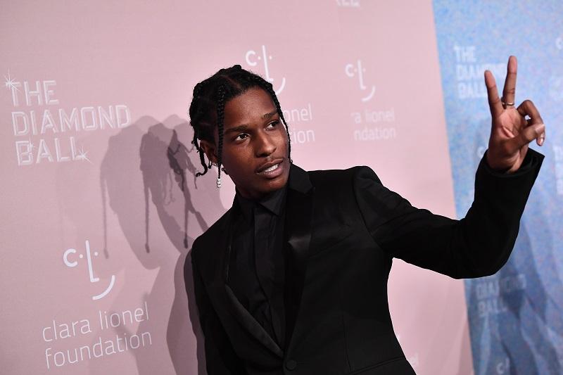 El rapero A$AP Rocky, condenado a prisión en suspenso en Suecia por violencia