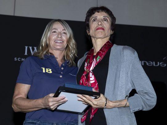 Fallece Enriqueta Basilio, la primera mujer que encendió el pebetero olímpico