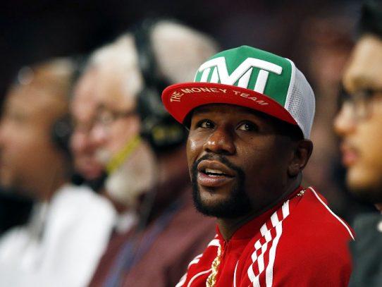"""Mayweather es nombrado """"consejero especial"""" del equipo chino de boxeo para Tokio-2020"""