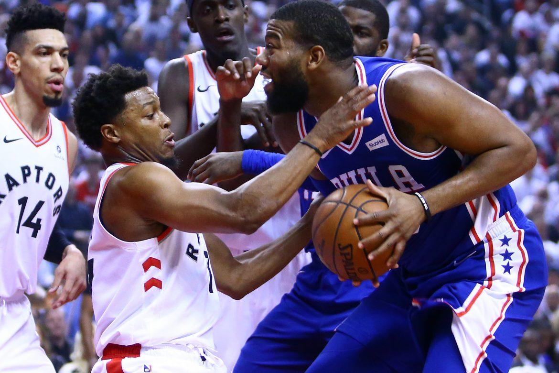Toronto arrolla a Sixers y se ponen al frente 3-2 en la Conferencia Este