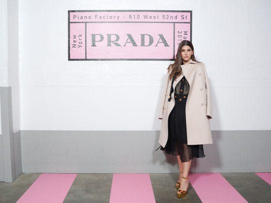 El grupo Prada aumenta sus ganancias tras eliminar las rebajas de temporada
