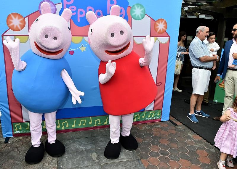 Hasbro compró a Peppa Pig por US$ 4.000 millones