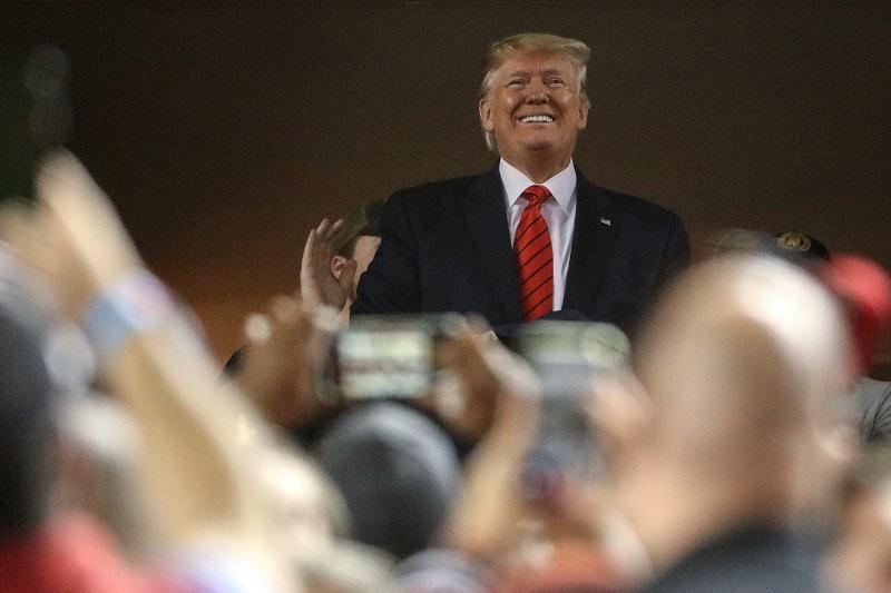 Trump quiere cortejar al electorado negro