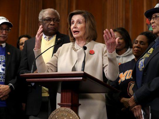 Cámara baja de EEUU pone a votación el miércoles acusación contra Trump
