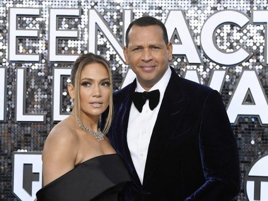 Jennifer López y Alex Rodríguez respaldan a Biden en elecciones de EE.UU.