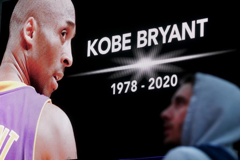 Identifican el cuerpo de Kobe Bryant entre víctimas de accidente aéreo